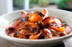 Nigel Slater's Simple Suppers: vegetable patch stew recipe - goodtoknow