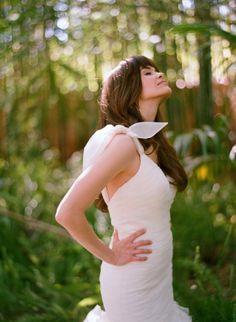 Romantic Wedding Dresses By Kirstie Kelly | Bridal Musings Wedding Blog
