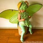 Luna Moth Costume