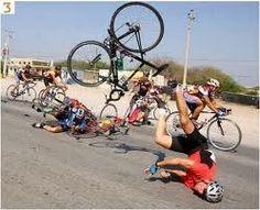 Spectacular bike Crash!