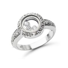 Chopard happy diamonds ring!!!