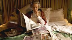 Helen Mirren dans The Queen de Stephen Frears, 2006.