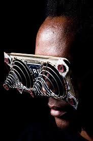 Cyrus Kabiru And His Passport To Success. In The Year 2525, Trash Art, Off The Wall, Eyeglasses, Rings For Men, Eyes, Kenya, Passport, Warriors