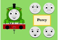 percy-from-thomas-the-tank-engine-free-vector.jpg (1400×980)