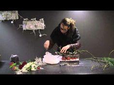 DIY workshop kerststukjes maken, Weihnachtsdeko basteln, op kandelaars, Christmas decoration - YouTube