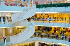 114686 Forum, recently renovated shopping centre, central Helsinki, Finland…