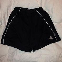 Selling this Adidas running shorts in my Poshmark closet! My username is: ccarr2010. #shopmycloset #poshmark #fashion #shopping #style #forsale #Adidas #Pants