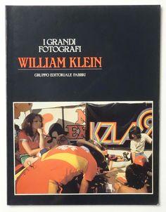 William Klein: I GRANDI FOTOGRAFI