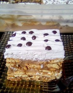 Cookbook Recipes, Sweets Recipes, Cake Recipes, Cooking Recipes, Greek Cooking, Aesthetic Food, Greek Recipes, Creative Food, Nutella
