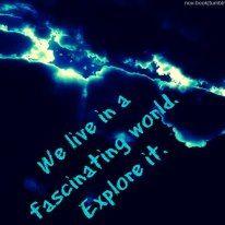 Explore! #inspiration #travel