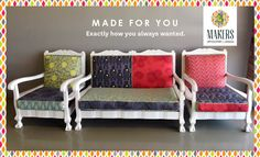 welcome to makers upholstery & design
