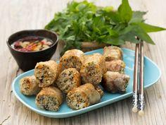 Unser Rezept: Vietnamesische Frühlingsrollen   Asia Street Food
