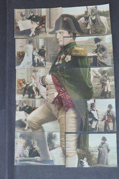 Napoleon Postcard Installment Postcard Set by EndlessEphemera