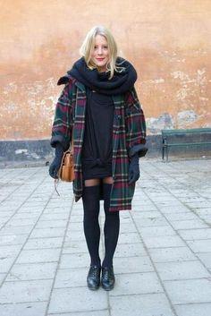 Me encanta el abrigo!!!