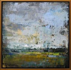 Curt Butler, oil & encaustic | We Know How To Do It