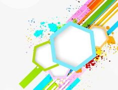 Hexagonal decorative background vector watercolor, Fashion Square Background Vector Material, Fashion Elements, Three-dimensional PNG and Vector Wallpaper Powerpoint, Powerpoint Background Design, Poster Background Design, Art Background, Banner Template Photoshop, Powerpoint Design Templates, Creative Posters, Certificate Templates, Wallpaper Iphone Cute