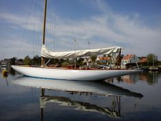"8mR ""Apache"" Johan Anker 1917 Projekt 8MR CLASS | Yacht Club Mumpitz"