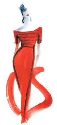 Valentino by Bernadine Morris Silhouette Mode, Fashion Silhouette, Fashion Illustration Vintage, Illustration Mode, Fashion Illustrations, Paper Fashion, Fashion Art, Fashion Design, Fall Fashion