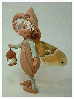 enaidsworld: Fairy bábok