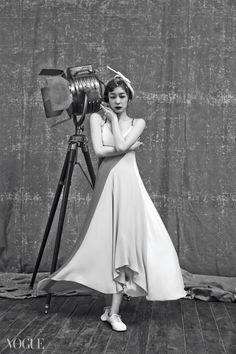 Kim Yuna - Vogue Magazine June Issue '14
