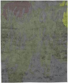 Hand Crafted With Natural Fibers Second Studio Rugs Feature Ultra Modern Prints And Designs In Black Gray Blue Green Purple Many Sizes Available