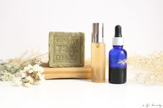 routine anti-acné naturelle Eco Beauty, Bb, Simple, Homemade, Homemade Cosmetics, Natural Treatments, Stuff Stuff