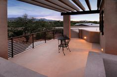 Roof Deck (DC735)
