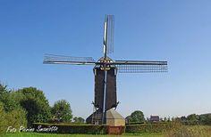Molens in Nederland: De Maasmolen in Nederasselt