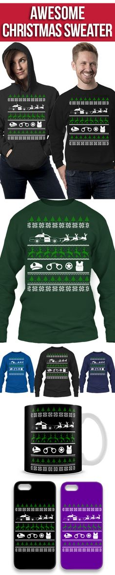 Police Christmas Sweater! Click The Image To Buy It Now or Tag Someone You Want To Buy This For. #police