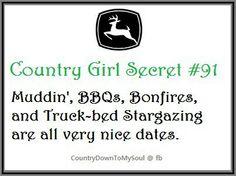 Country Girl Secret #91