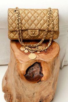 #fashion #gold