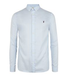 Dakin Long Sleeved Shirt, AllSaints Spitalfield.