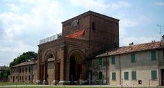 Delizia di Belriguardo - home of Lucrezia Borgia and her husband, Alfonso d'Este, Duke of Ferrara. (Assassin's Creed Brotherhood)