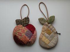 Я сама: Яблочко и груша. Кошелечки-сумочки.