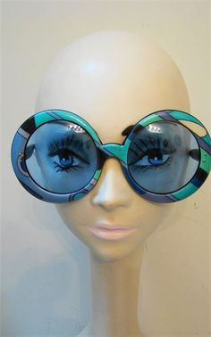 cd51f8c8dac57c Vintage Pucci Vivara Sunglasses   Herve Leger Dress, Emilio Pucci, Eyewear,  Shades,