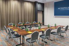 ★★★★ Metropolo by Golden Tulip Krakow, Krakau, Polen Hotel Krakow, Conference Room, Table, Furniture, Home Decor, Old Town, Decoration Home, Room Decor