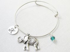 A personal favorite from my Etsy shop https://www.etsy.com/listing/234675489/indian-elephant-alex-and-ani-style