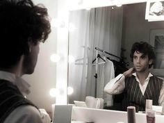 MIKA mirror - Italy: Portrait of singer Mika 26-03-2010