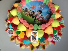 La Patrulla Canina Birthday Cake, Desserts, Food, Log Projects, Paw Patrol, Birthday Cakes, Meal, Deserts, Essen
