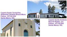 28/11 é dia de missa nas Capelas de Santo Antônio e Santa Terezinha :: Palma8SM.com