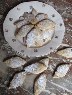 La cuisine d'ici et d'ISCA: Biscuits