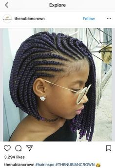 Black Girls Braids Hairstyles Pictures Natural Hair Hair Styles throughout measurements 736 X 1071 Braiding Hairstyles For Black Girls - Black celebrity Box Braids Hairstyles, Braids Hairstyles Pictures, Black Girl Braided Hairstyles, Black Girl Braids, Hair Pictures, Girl Hairstyles, Teenage Hairstyles, Hairstyles 2018, African Hairstyles For Kids