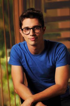 Joe Dinicol (I used to watch him on an old Disney channel show years ago, called Life With Derek)
