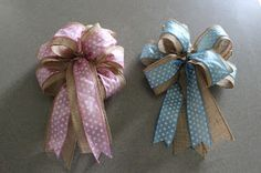 ️Wreath and Bow Tips ️ on Pinterest | Deco Mesh, Deco Mesh Wreaths and Burlap Bows
