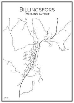 Karlskoga City Maps Sweden Cities And Scandinavian Countries - Karlskoga sweden map