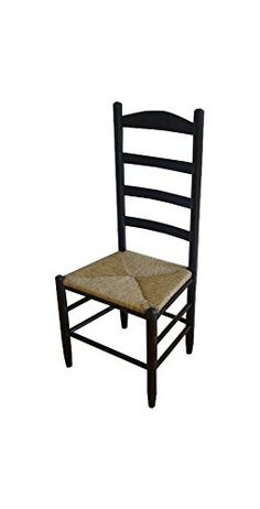 42 in Woven Seat Ladderback Chair Walnut >>> Check out the image by visiting the link.