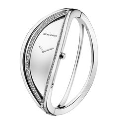Love this modern Georg Jensen watch!  Add it to my wish list!!!