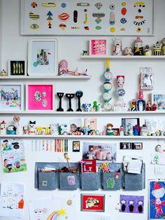 House of my friend Lili Scratchy, Cosmopolitan. Styling Mathilde Bill, © julie ansiau