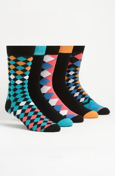 Sock it! Topman Perry Check Socks