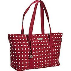 Donna Sharp Faith Bag Cherry Pie